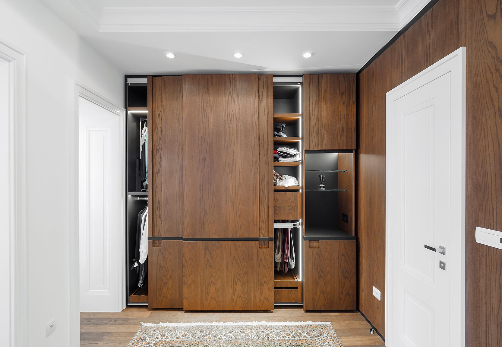 Modular Wardrobe Designs Bedroom Wardrobes Designs In